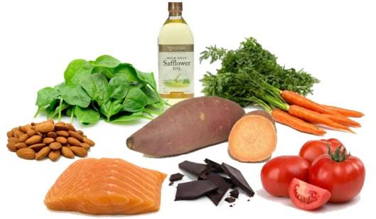 Cung cấp thêm vitamin A cho bé