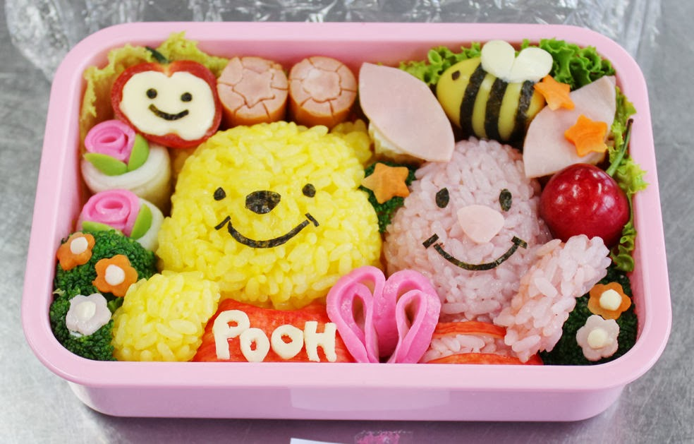 Dành cho các bé yêu thích chú gấu Pooh