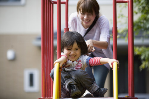 Cách để trẻ phát triển khỏe mạnh