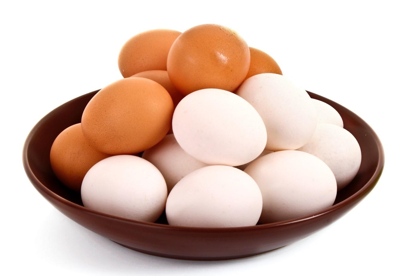 Lựa chọn trứng đã qua kiểm định