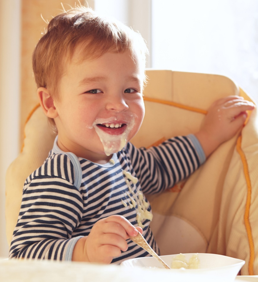 Thường xuyên đổi món ăn cho trẻ