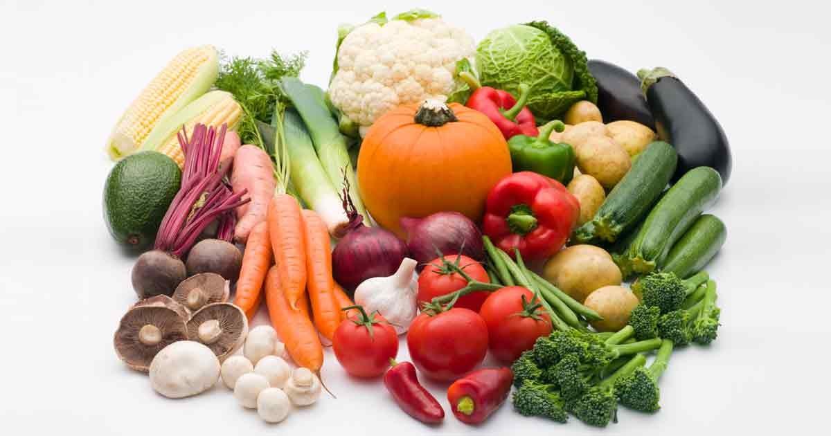 Bổ sung vitamin trong các loại rau củ cho bé