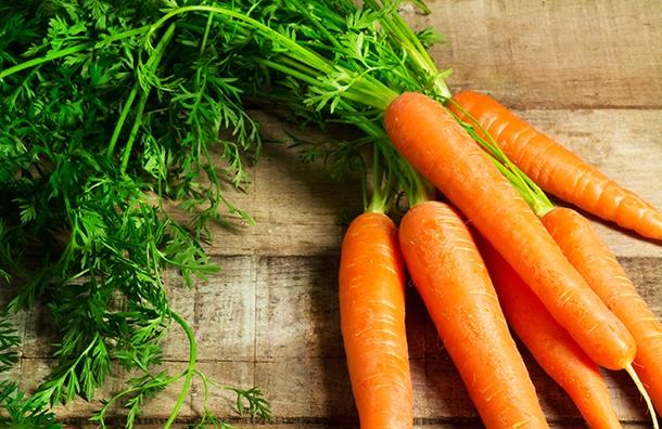 Cà rốt là loại thực phẩm giúp hỗ trợ tốt cho sự phát triển trí não