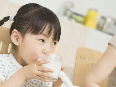 Sữa tăng cân cho trẻ