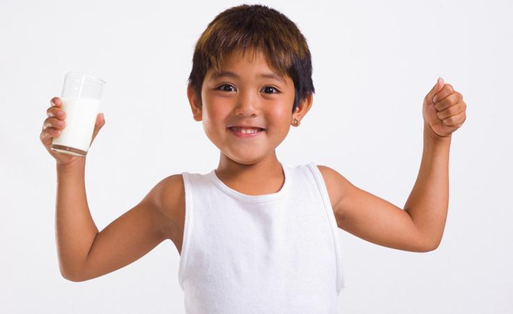 sữa dành cho trẻ chậm tăng cân