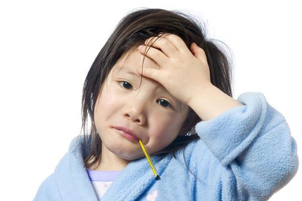 Trẻ suy dinh dưỡng dẫn đến sức đề kháng yếu