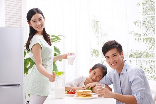 Dinh dưỡng cho trẻ chậm tăng cân
