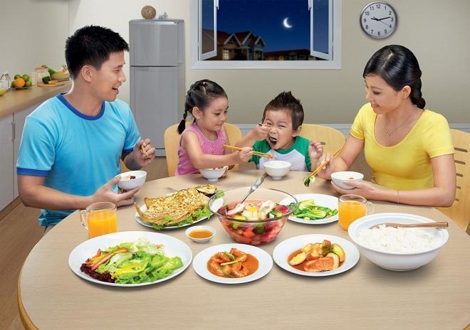 Thực đơn cho trẻ suy dinh dưỡng