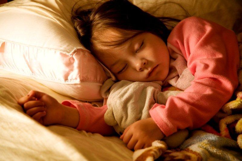 Trẻ cần ngủ đủ giấc để luôn khỏe mạnh