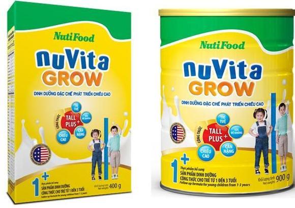 Mách mẹ 3 loại sữa phát triển chiều cao cho bé hiệu quả