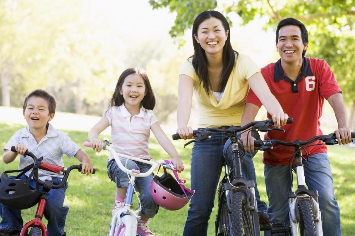 luyện tập thể dục giúp trẻ tăng cân