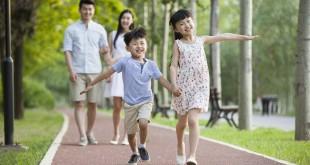 Không gian sống sạch sẽ, thoáng đãng giúp trẻ phát triển tốt hơn