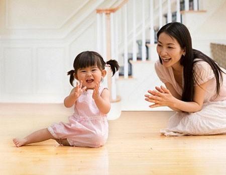 Những năm đầu đời là thời kỳ vàng của sự tăng trưởng của bé