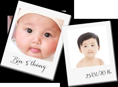 Tăng cân cho trẻ giai đoạn vàng