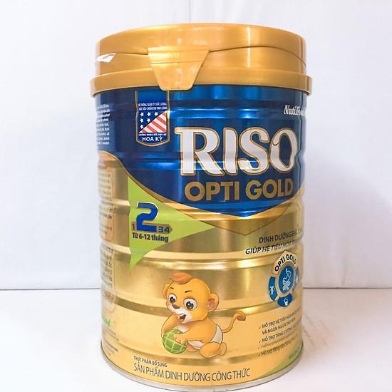 Sữa Riso Opti Gold 2