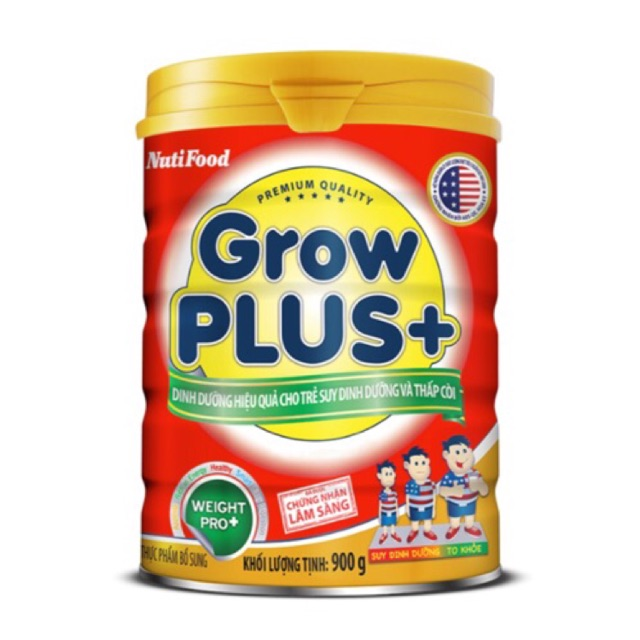 Sữa Grow Plus+