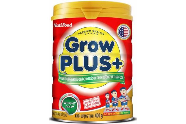GROWPLUS+ - EFFECTIVE NUTRITION SOLUTION FOR MALNOURISHED AND STUNTED KIDS