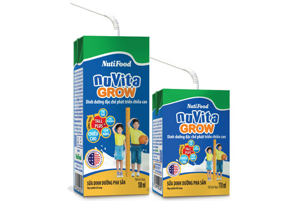 NUVITA GROW - FOR CHILDREN FROM 1 YEAR ONWARDS