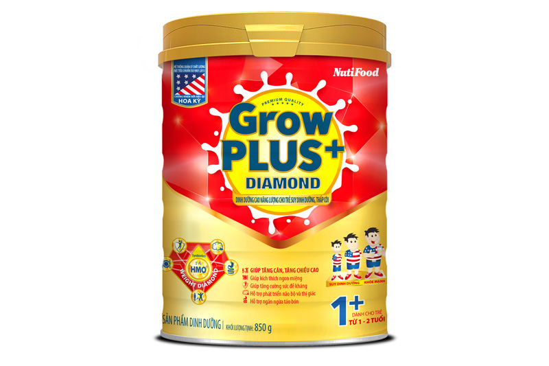 GrowPLUS+ Diamond 1+