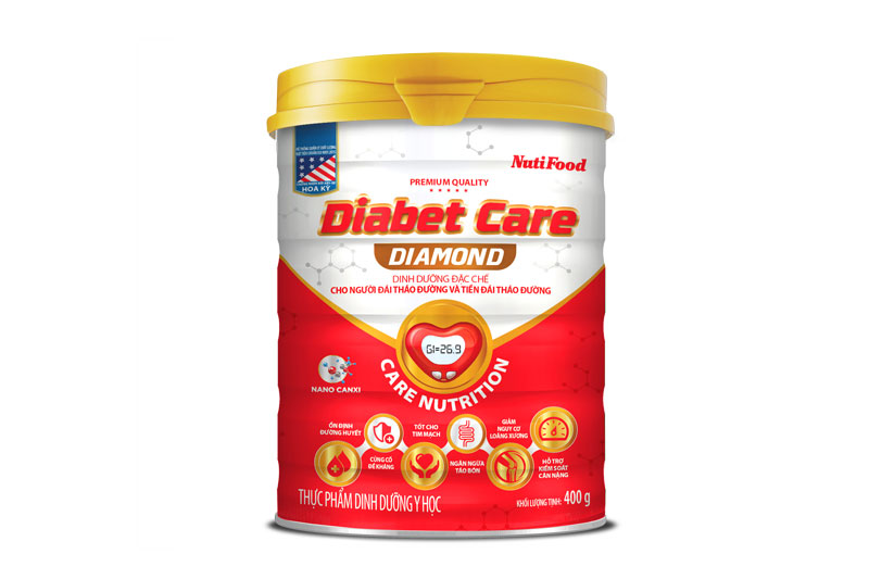 Diabet Care Diamond