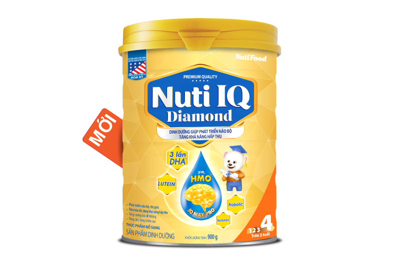 Nuti IQ Diamond 4
