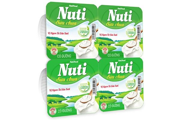 Sweetened Nuti Yogurt